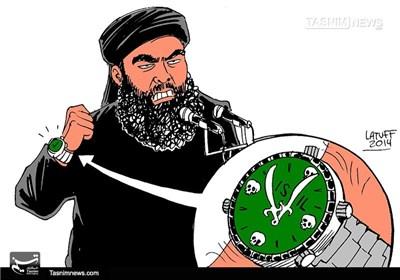 کاریکاتور/ ساعت مچی چند هزار دلاری!