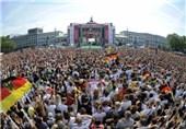 استقبال نیم میلیونی از تیم ملی آلمان