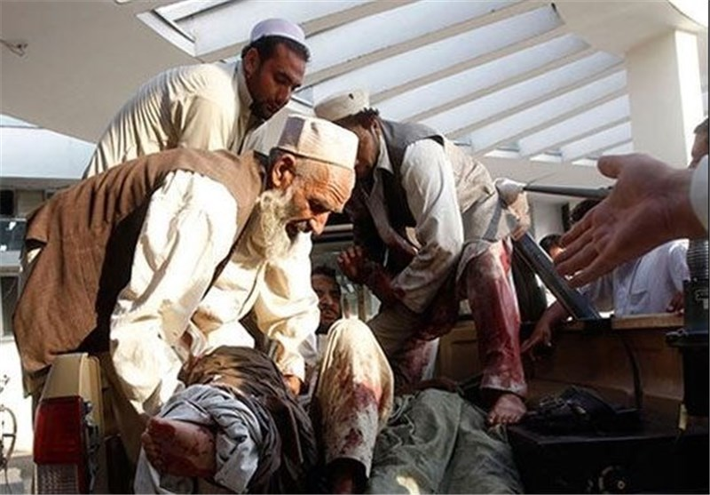 80 قتیلاً وجریحاً فی انفجار سوق بولایة بکتیکا الافغانیة
