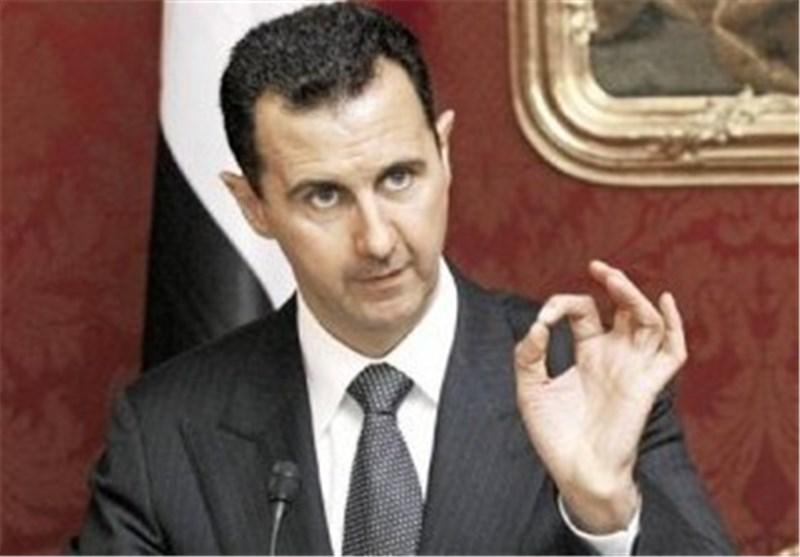 الاسد یؤدی الیمین الدستوریة الیوم الاربعاء فی دمشق