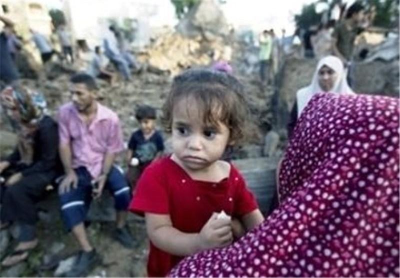 هشدار رژیم صهیونیستی به 225 هزار تن از ساکنان نوار غزه