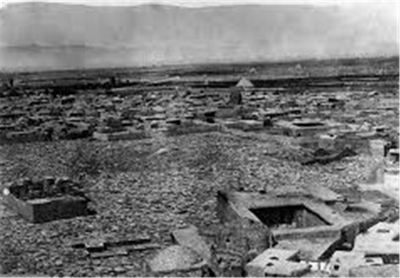 تاریخچه مشهد مقدس؛ از سناباد تا مشهدالرضا(ع) + تصاویر