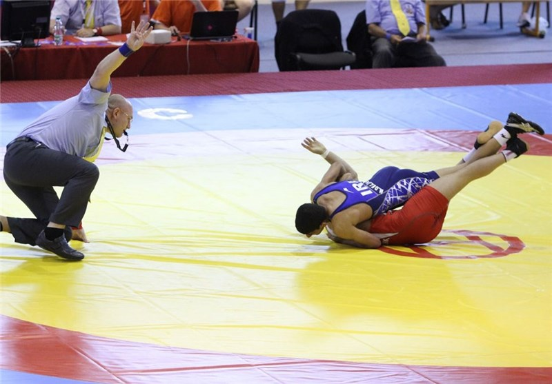 Shiraz Chosen Host of 2016 Greco-Roman World Cup