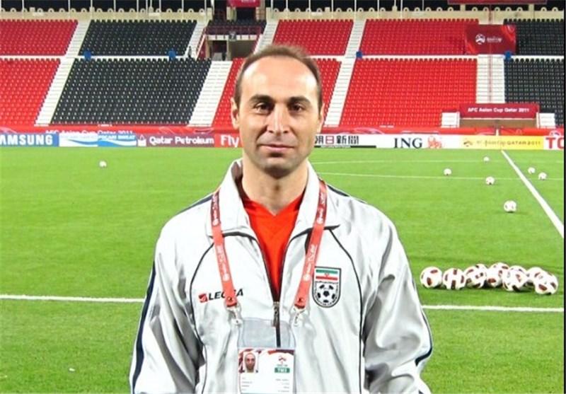 امید جمالی، ناظر فدراسیون فوتبال