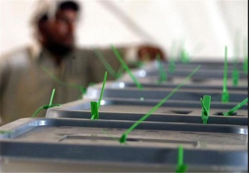 انتقال صندوقهای انتخاباتی به کابل آغاز شد