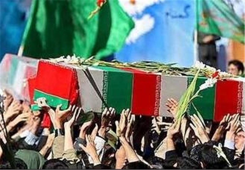 پیکر خلبان شهید لرستانی فردا تشیع میشود