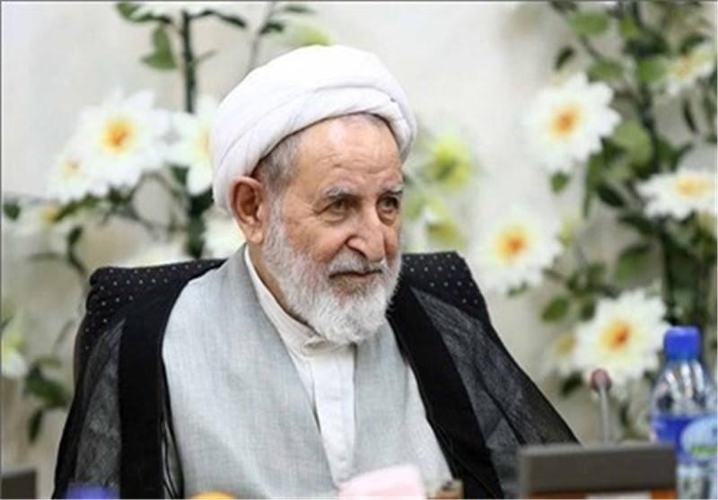 آیة الله یزدی یشدد على محاکمة المجرمین الصهاینة فی المحکمة الجنائیة الدولیة