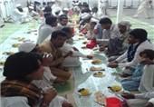 اطعام نیازمندان مهرستان