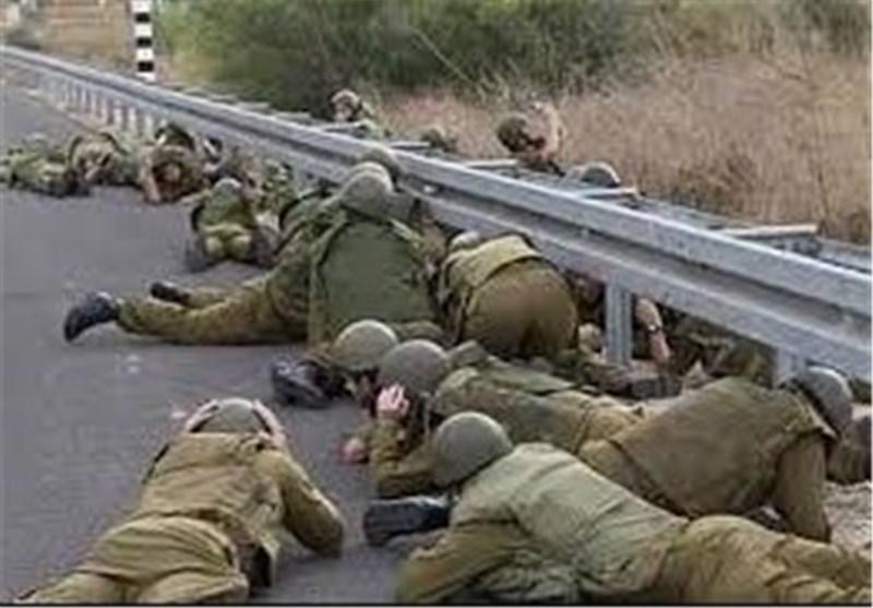 """کیان الاحتلال الصهیونی یعترف باصابة عشرات الصهاینة فی قصف """"القسام"""" لمدینة تل أبیب"""