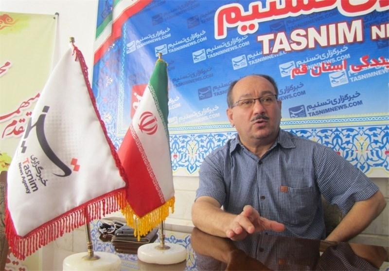 احمد غلامی مدیر تیم های پایه صبای قم