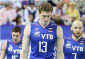 ستاره حریف تیم ملی والیبال ایران به المپیک 2016 نمیرسد