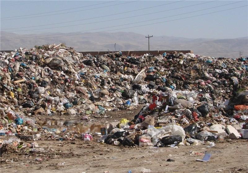 روزانه 150 تن زباله در شهر سقز تولید میشود