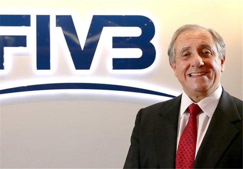 پاسخ رئیس فدراسیون بینالمللی والیبال به نامه اعتراض آمیز صالحیامیری