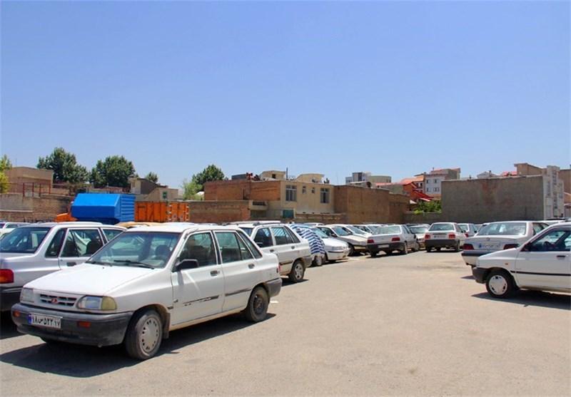 ترافیک خیابانهای اصلی شهر ساری برطرف میشود