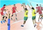 12 نکته از رویارویی تیمهای والیبال ایران و برزیل