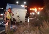 چین : ٹرک اور گاڑیوں میں تصادم، 15 افراد ہلاک