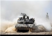 حمله زمینی نیروهای ارتش رژیم صهیونیستی به غزه