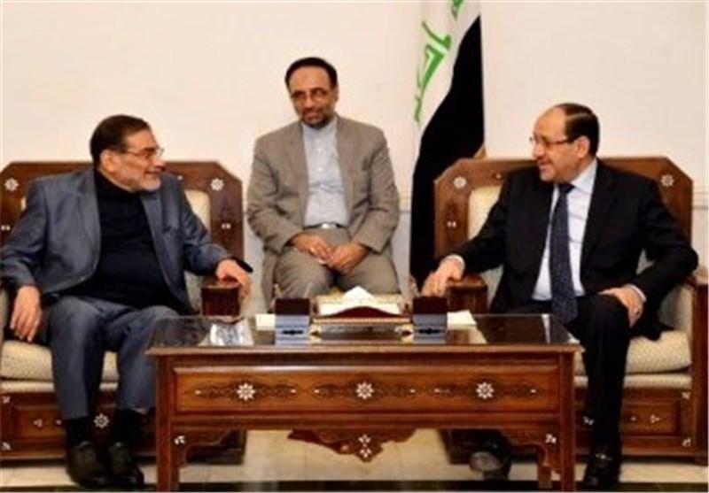 """Maliki Appreciates Iran's """"Spiritual Support"""" for Iraq"""