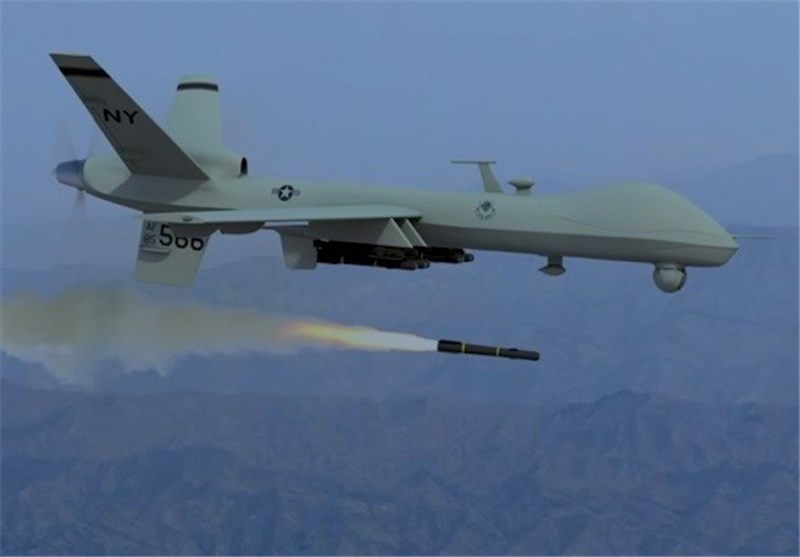 US Drone Attack Kills 10 People in Afghanistan