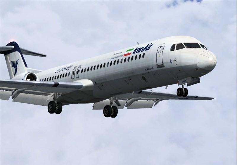 تحریمها توان تعمیرات موتور هواپیمای فوکر 100 را در داخل فراهم کرد