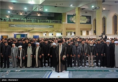 Mourning Ceremony Held on Martyrdom Anniversary of Imam Ali (AS)
