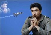 """پرواز بر فراز بغداد / آهنگ """"بر بال عقاب"""" یادمان شهید عباس دوران + فیلم"""