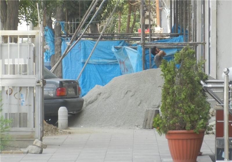 خبرگزاری تسنیم - پیمانکاران ساختمانی در مازندران نیازمند ساماندهی استساختمان سازی کرج