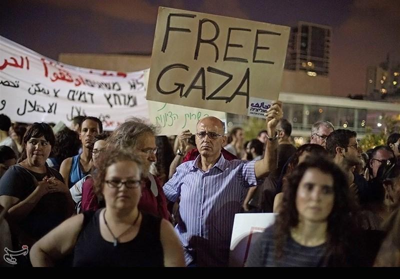 تظاهرات ضد صهیونیستی در سراسر جهان