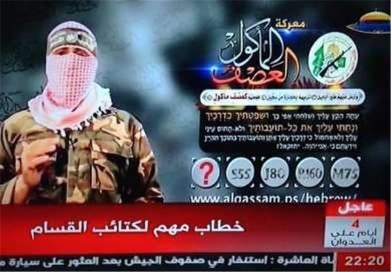 «کتائب القسام» تعلن أسرجندی صهیونی خلال مواجهات غزة