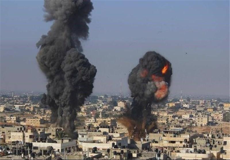 جریمة الحرب الصهیونیة فی غزة : الحصیلة تتصاعد وتبلغ 509 شهداء و 3150 جریحا