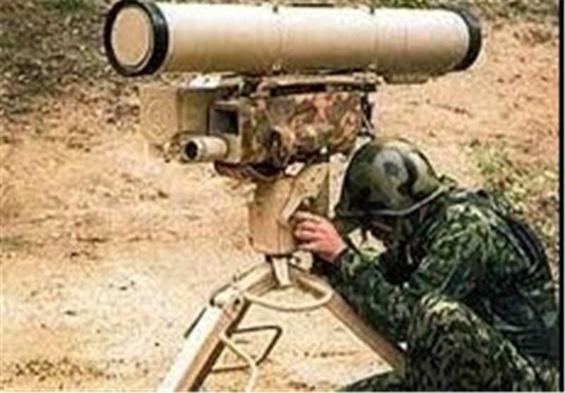"""""""معاریف"""":""""الکورنیت""""أکبر تهدید لقوات «اسرائیل» البریة بغزة"""