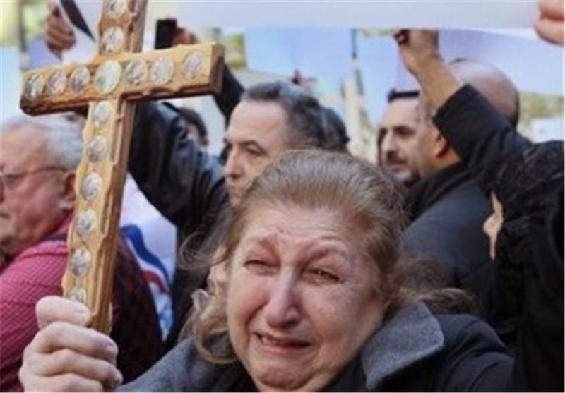 داعش : على مسیحیی الموصل دفع 450 دولارا کجزیة او اعتناق الاسلام او القتل