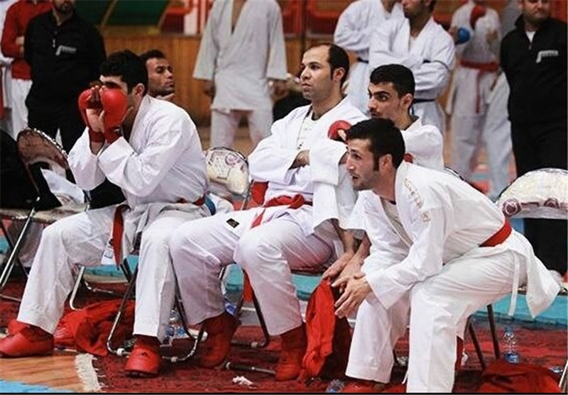 تیم کاراته قم برابر شهید ستاری قرچک به پیروزی رسید