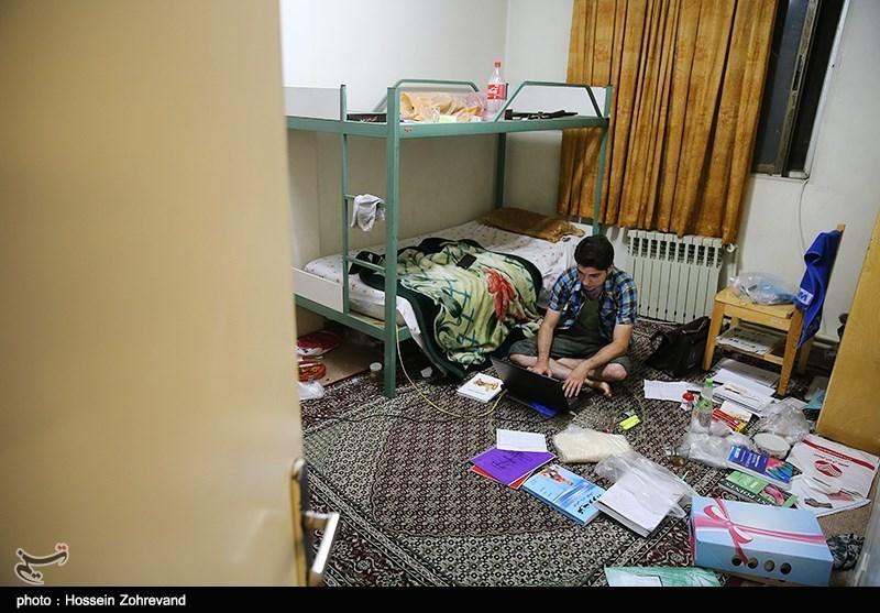 خوابگاههای دانشجویی اهواز شرایط مناسبی ندارند