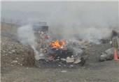 سوزاندن زباله 2 تن از شهرداران مناطق کرج را به مراجع قضایی کشاند