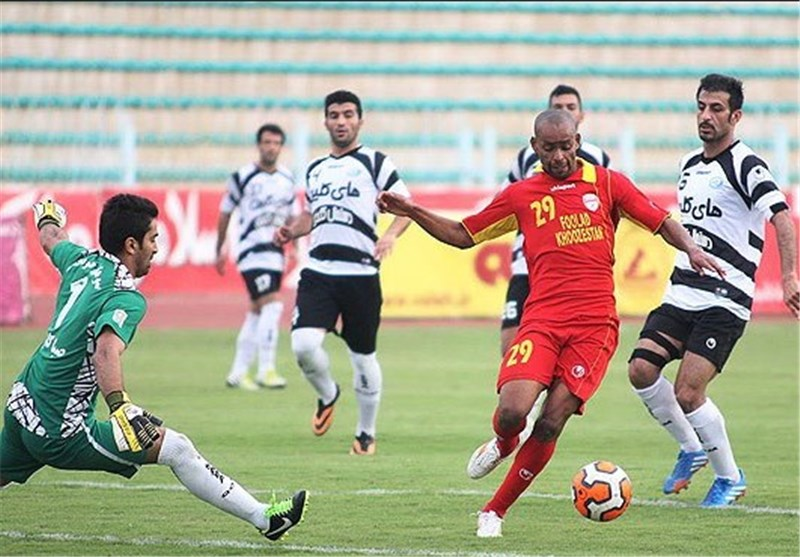 نگاهی بر سوابق رویارویی صبای قم و فولاد خوزستان در لیگ برتر