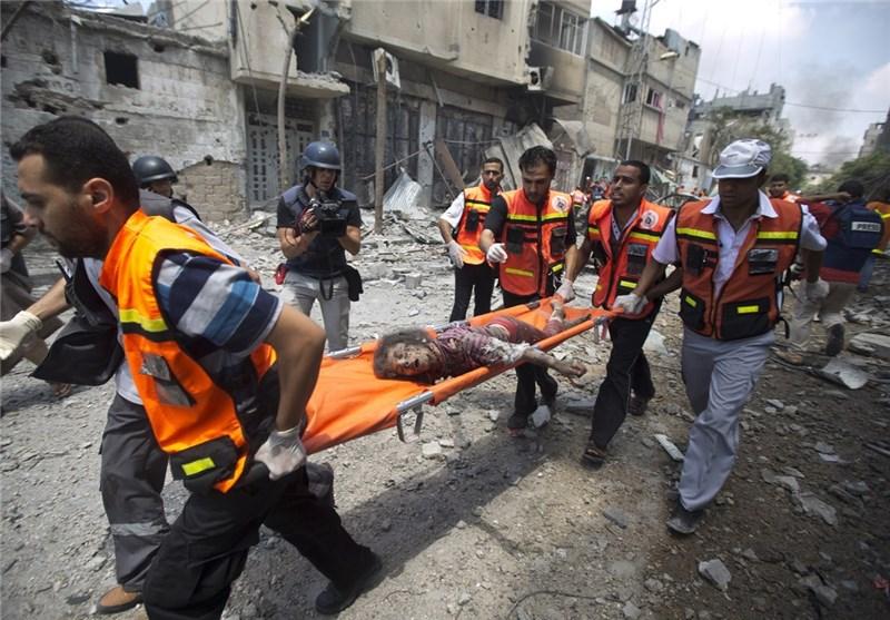 روایت تصویری آتلانتیک از جنگ اسرائیل علیه غزه/۲8