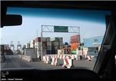 پهلوگیری اولین کشتی خارجی به بندر شهید رجایی پس از لغو تحریم ها