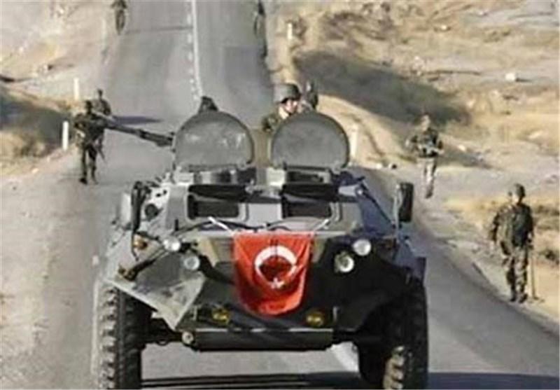 مقتل جندی ترکی وإصابة آخرین على الحدود السوریة