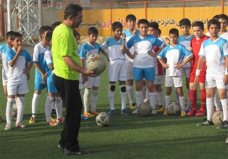 مدرسه فوتبال قم