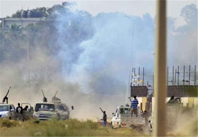 Clashes in Libya's Benghazi Kill At Least 9