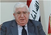 Iraqi President Arrives in Tehran
