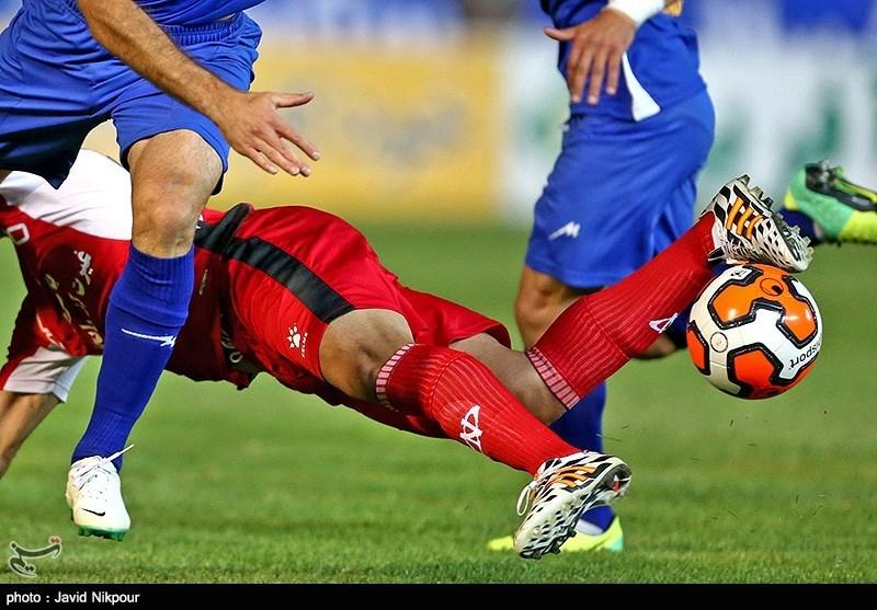 فینال مسابقات چهار جانبه جام شهدا