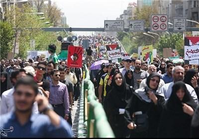 روز قدس تهران