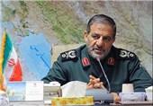 سردار جواد استکی فرمانده قرارگاه سیدالشهدای اصفهان