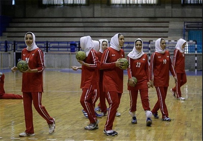 Asian Women's Handball Championship: Iran Defeats Hong Kong