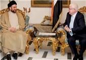 تحولات عراق|دیدار عمار حکیم و معصوم در بغداد/ واکنش صدر به تصمیم دادگاه فدرال