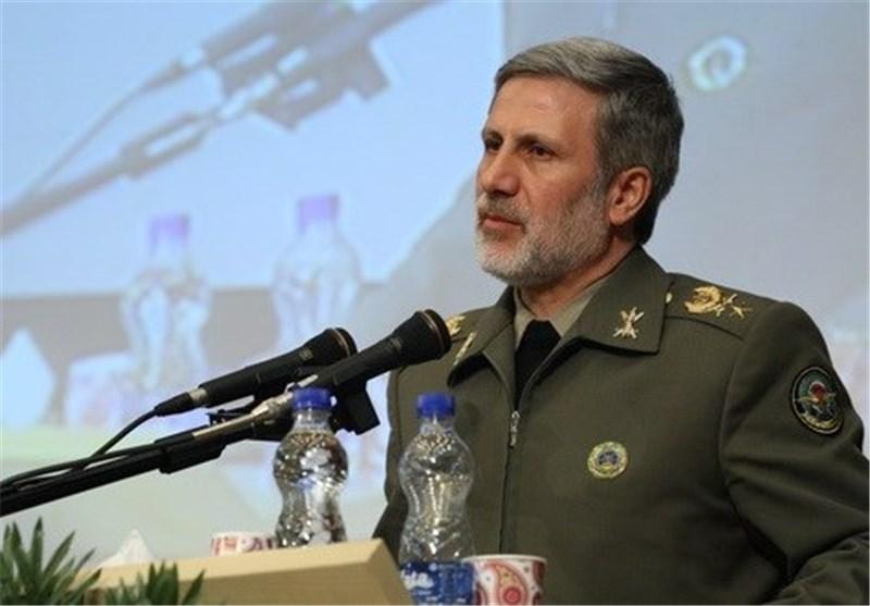 نائب وزیر الدفاع : القدرات الدفاعیة الایرانیة لا تتأثر بالحظر او التهدید