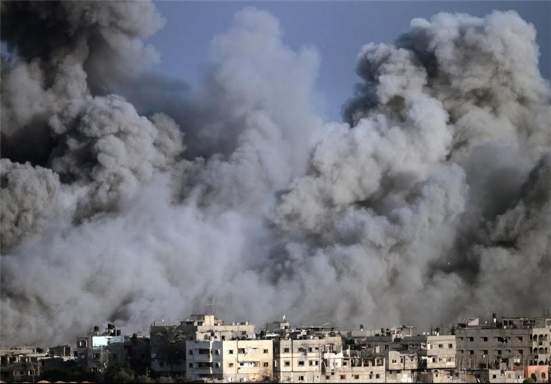 Death Toll from Israeli Offensive in Gaza Hits 1,147