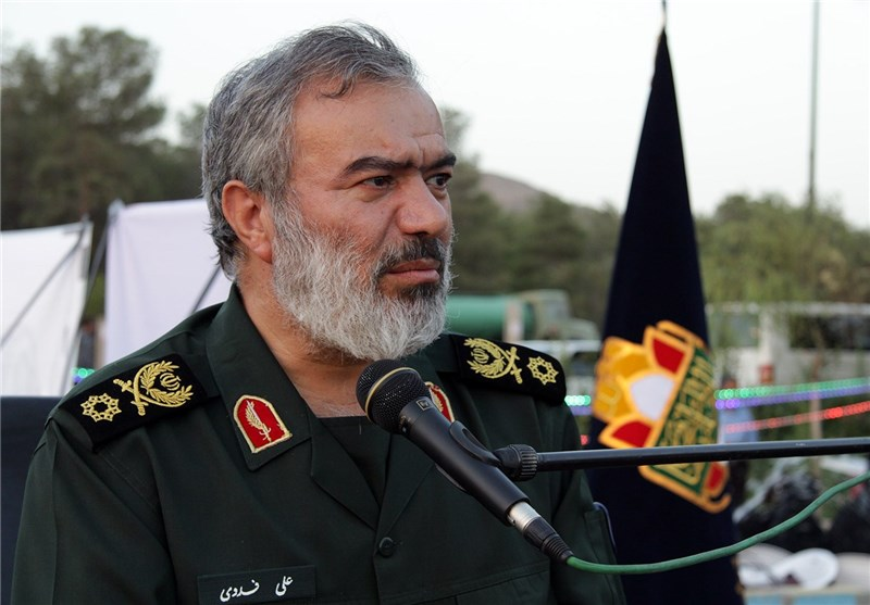 IRGC Slams US Aircraft Carrier's Provocative Moves after Sailors' Seizure